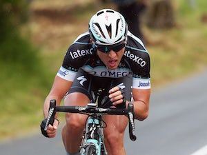 Brambilla, Rovny ejected from Vuelta