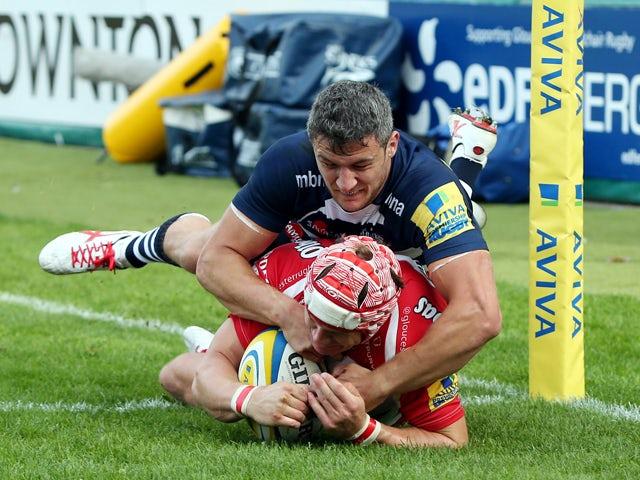 Result: Gloucester comeback stuns Sale