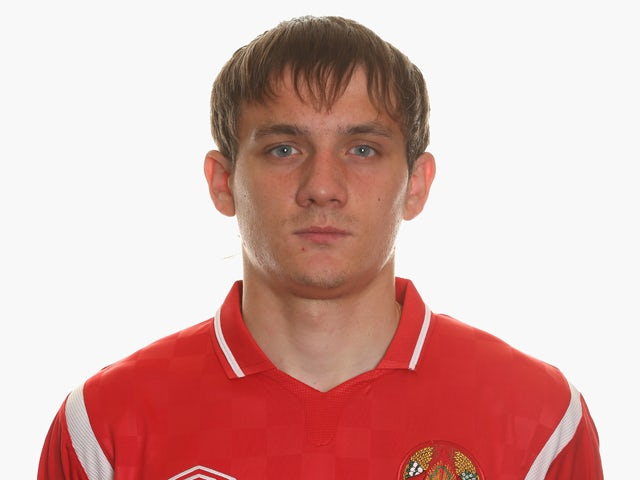 Mikhail Gordeichuk of Belarus poses for a portrait on July 22, 2012