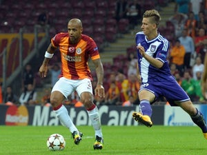 Live Commentary: Galatasaray 1-1 Anderlecht - as it happened