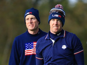 Jim Furyk set for USA Ryder Cup captaincy