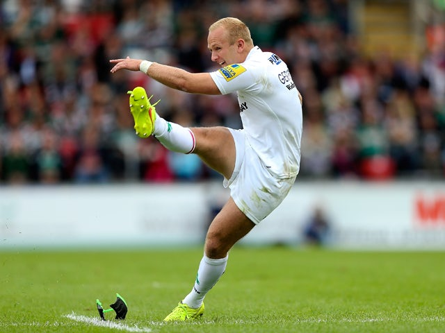Result: London Irish hold off Leicester fightback