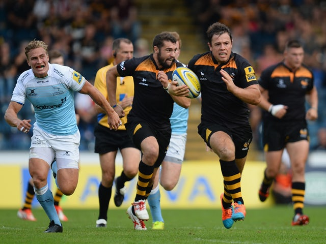 Result: Wasps ease past Falcons