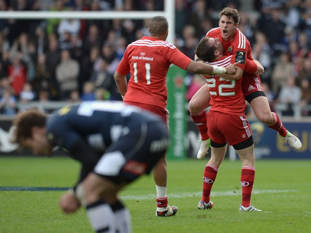 Result: Late Munster drop goal defeats Sale