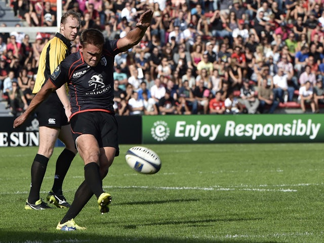Result: Toulouse edge past Montpellier