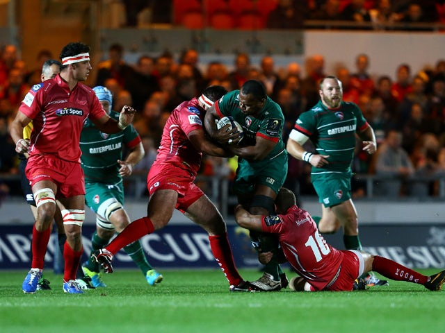 Result: Tigers suffer Scarlets defeat