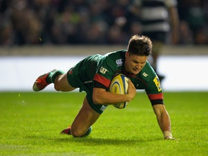 Result: Leicester defeat Exeter to win Anglo-Welsh Cup