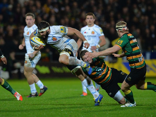 Result: Saints stunned by Exeter