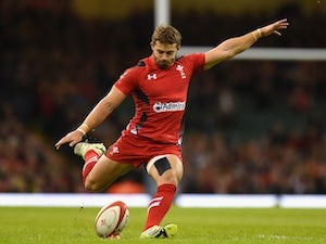 Wasps keen on Leigh Halfpenny