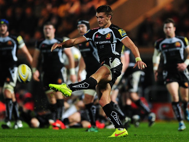 Result: Exeter cruise into Challenge Cup semis