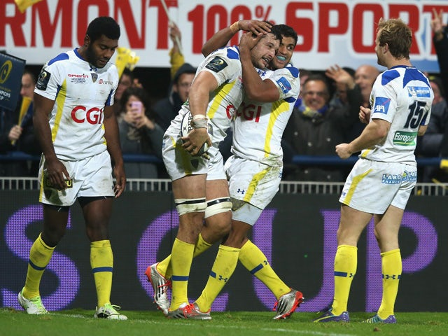 Result: Clermont prove too strong for Munster