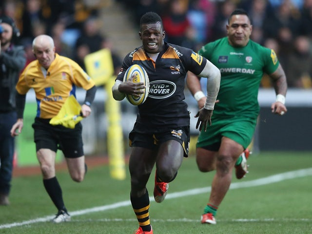 Result: Goode stars in strong Wasps victory