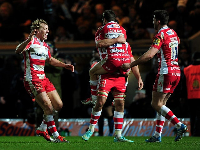Result: Gloucester edge out Exeter