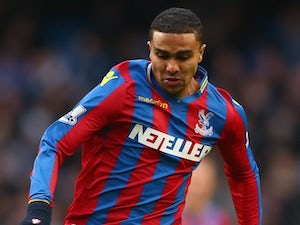 Jerome Thomas in action for Crystal Palace on December 20, 2014