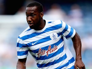 Junior Hoilett in action for QPR on August 9, 2014