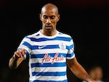 Karl Henry in action for QPR on December 26, 2014