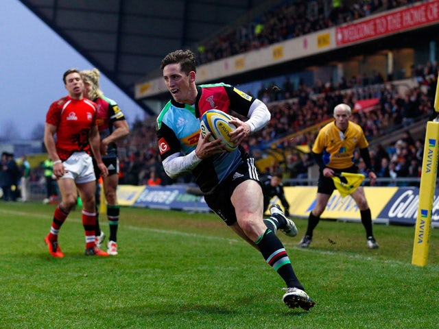 Result: Quins recover to keep Welsh winless