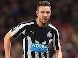 Paul Dummett in action for Newcastle on December 13, 2014