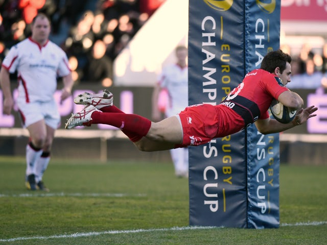 Result: Toulon ease to win over Scarlets