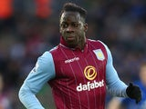 Aly Cissokho in action for Aston Villa on January 10, 2015