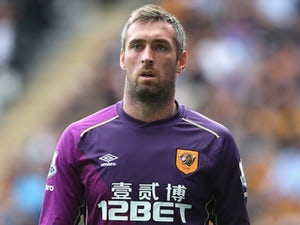 Allan McGregor for Hull on August 24, 2014