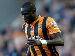 Mohamed Diame for Hull on November 1, 2014