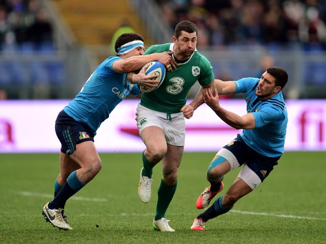 Ireland's Kearney out of Scotland clash