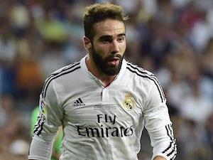 Dani Carvajal signs new Real Madrid deal