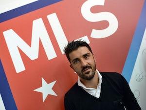 David Villa returns to Spain squad