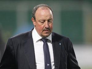 Benitez: 'Napoli are still maturing'