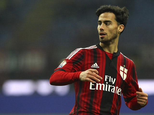 Suso Signs New AC Milan Contract