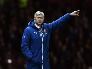 Wenger pleased by