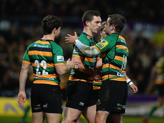 Result: Saints down 10-man Wasps