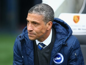 Chris Hughton: 'We can take positives'