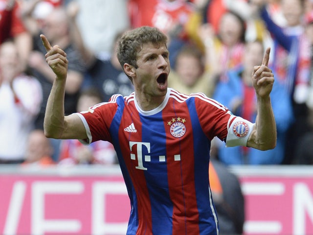 Result: Celtic blown away by Bayern