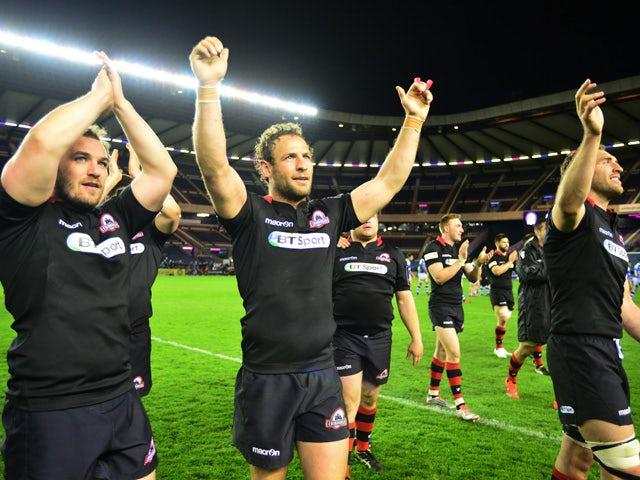 Result: Edinburgh reach Challenge Cup final