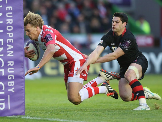 Result: Gloucester beat Edinburgh for Challenge Cup glory