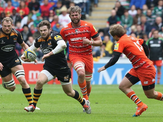 Result: Wasps fall short against 14-man Leicester