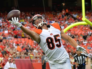 Tyler Eifert injured in Bengals win