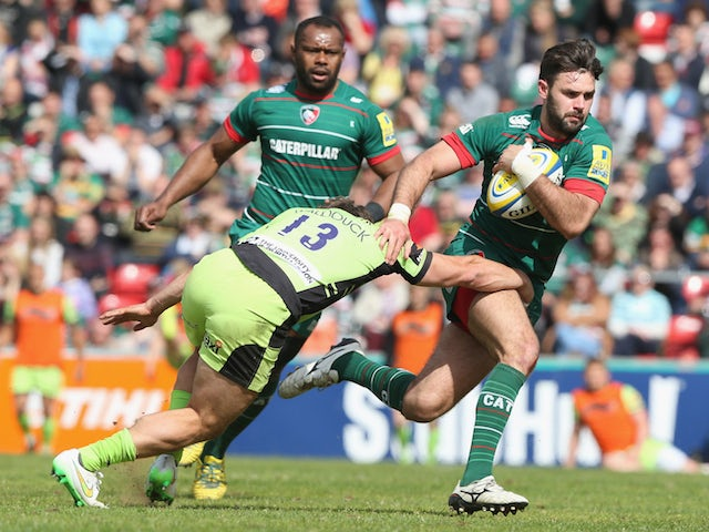 Result: Leicester finish fourth with win over Saints