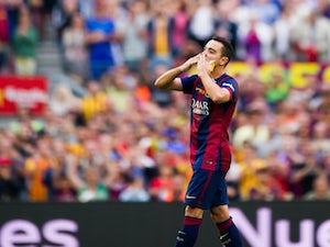 Xavi criticises Barcelona's transfer spending
