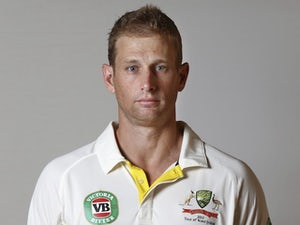 Adam Voges poses during an Australia portrait session in May 2015