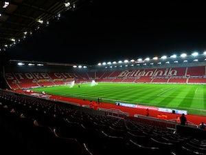 Stoke City confirm Josh Tymon interest