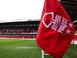 A general view of The City Ground prior to the npower Championship match between Nottingham Forest and Bristol City at The City Ground on April 7, 2012
