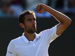 Result: Cilic beats Querrey to reach Wimbledon final