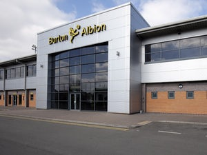 Burton promoted, Blackpool relegated