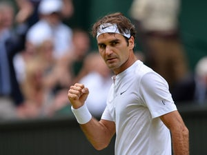 Federer sends message to rivals