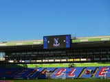 A general view of the groudn prior to the Barclays Premier League match between Crystal Palace and Stoke City at Selhurst Park on December 13, 2014