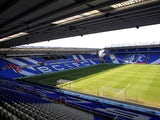 General view ahead of kick off in the npower Championship match between Birmingham City and Nottingham Forest, at St Andrews Stadium on February 25, 2012