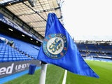 A general view of a corner flag ahead of the Barclays Premier League match between Chelsea and Manchester City at Stamford Bridge on January 31, 2015